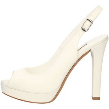 Chaussures Femme Sandales et Nu-pieds Albano 1528A BLANC