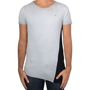 T-shirt Fifty Four Tee Shirt Osier Gris