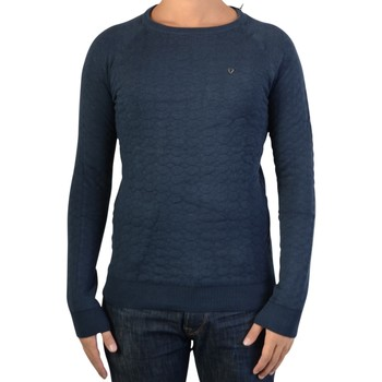 Vêtements Homme Pulls Fifty Four Pull  Tiber Bleu