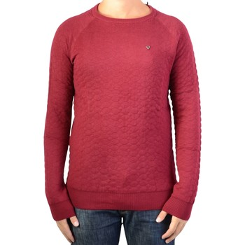 Vêtements Homme Pulls Fifty Four Pull  Tiber Rouge