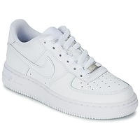 quality design 1f97d b7a30 Chaussures Enfant Baskets basses Nike AIR FORCE 1 Blanc