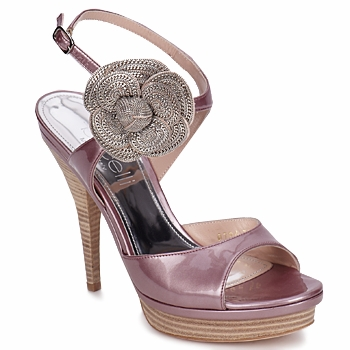 Sandale Fericelli MINKA vernice cipria 350x350