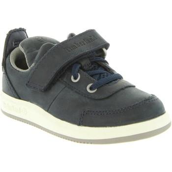 Chaussures Garçon Baskets basses Timberland A1ISV COURT Azul