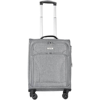 Sacs Valises Souples Travel Valise cabine SNOW 662-012208-S GREY