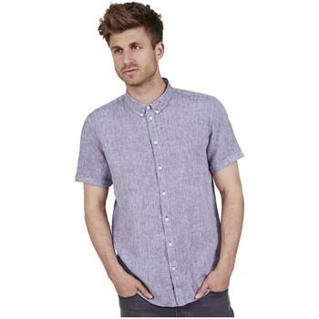 Vêtements Homme Chemises manches courtes Minimum EZRA Gris
