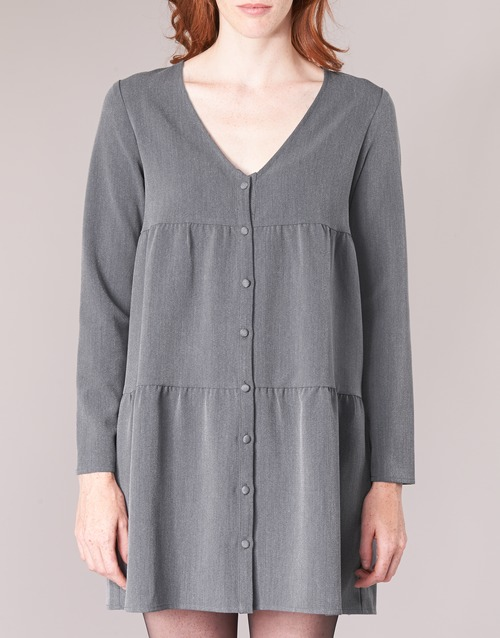 Gris London Joguret Betty Courtes Robes Femme AL34R5jq