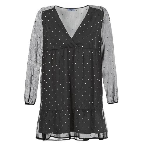 Vêtements Femme Robes courtes Betty London JASECLU Noir