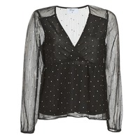 Vêtements Femme Tops / Blouses Betty London JENASQUE Noir