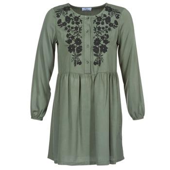 Vêtements Femme Robes courtes Betty London JARAZA Kaki 7e22f969f798
