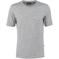 Vêtements Homme T-shirts manches courtes Minimum DELTA Gris