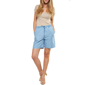 Vêtements Femme Shorts / Bermudas Minimum CICILIE Bleu