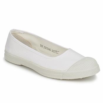 Chaussures Femme Ballerines / babies Bensimon BALLERINE Blanc