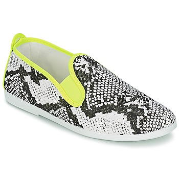 Chaussures Femme Slip ons Flossy BAZA NEON YELLOW