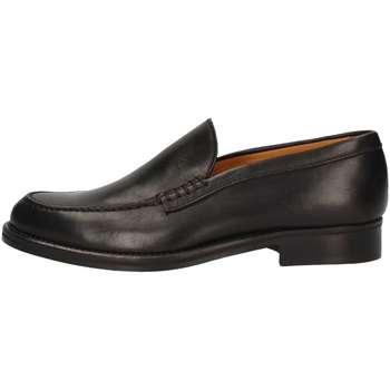 Chaussures Homme Mocassins Hudson F06 NOIR
