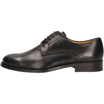 Chaussures Homme Richelieu Hudson F2200 NOIR