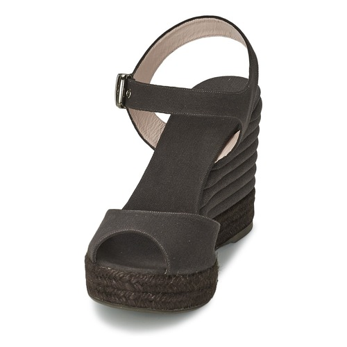 Femme Nu Castaner Et Salem Sandales Chaussures pieds Marron R35j4AL