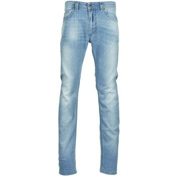 Vêtements Homme Jeans slim Diesel THAVAR Bleu clair