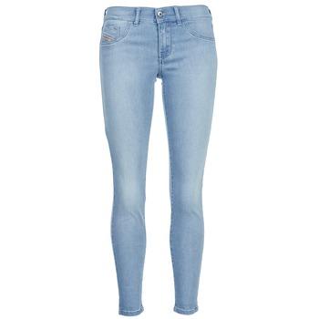 Jeans Diesel LIVIER ANKLE Bleu clair 350x350