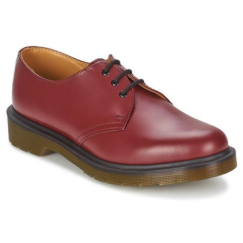 Chaussures Homme Derbies Dr Martens 1461 PW Rouge cerise