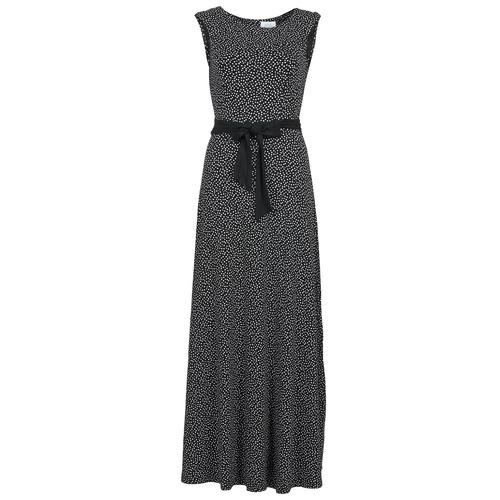 Vêtements Femme Robes longues Alba Moda HEIDA Noir