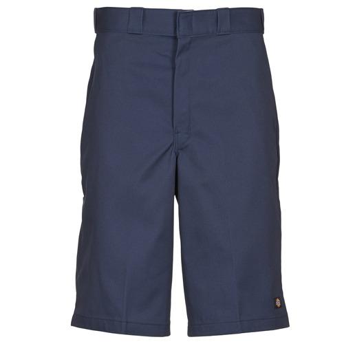Vêtements Homme Shorts / Bermudas Dickies 13 MULTI POCKET Marine