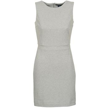 Vêtements Femme Robes courtes Gant L. JERSEY PIQUE Gris