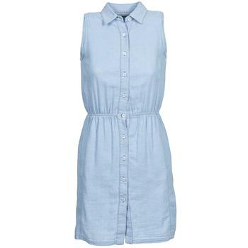 Robes Gant O. INDIGO JACQUARD Bleu 350x350