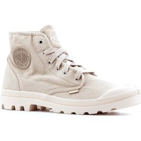 Chaussures Homme Baskets montantes Palladium Manufacture Pampa Hi 02352-238-M beżowy