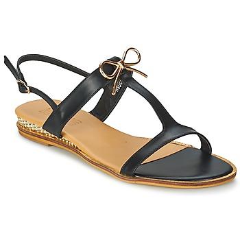 Chaussures Femme Sandales et Nu-pieds Elue par nous RSUCRE Noir