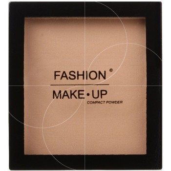 Beauté Femme Blush & poudres Fashion Make Up Fashion Make-Up - Poudre Compacte 03 Beige clair Beige