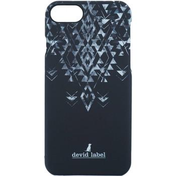 Sacs Housses portable Devid Label GEOMETRIC IPHONE CASE | NERO |  | CVGEBK Noir