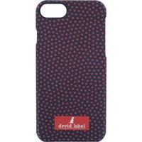 Sacs Housses portable Devid Label DOTS IPHONE CASE | NERO |  | CVDOTS Noir
