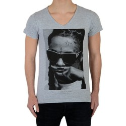 Vêtements T-shirts manches courtes Eleven Paris Tee Shirt Lil SS Mixte Gris