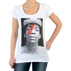 Vêtements Femme T-shirts & Polos Eleven Paris Kalifa W Blanc
