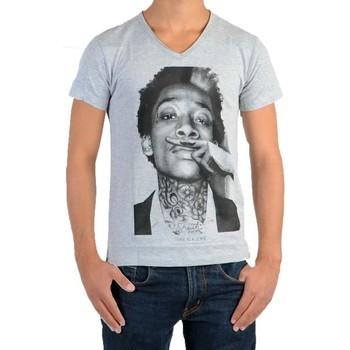 T-shirt Eleven Paris Wiz SS Mixte