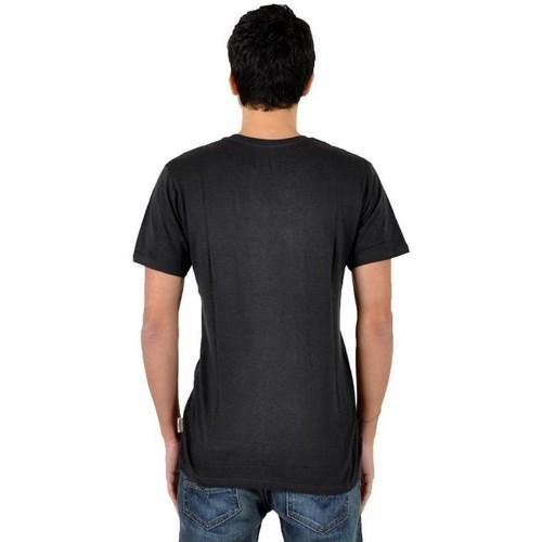 Eleven T T Tort Homme Manches Noir shirts Courtes shirt Paris jLA354R