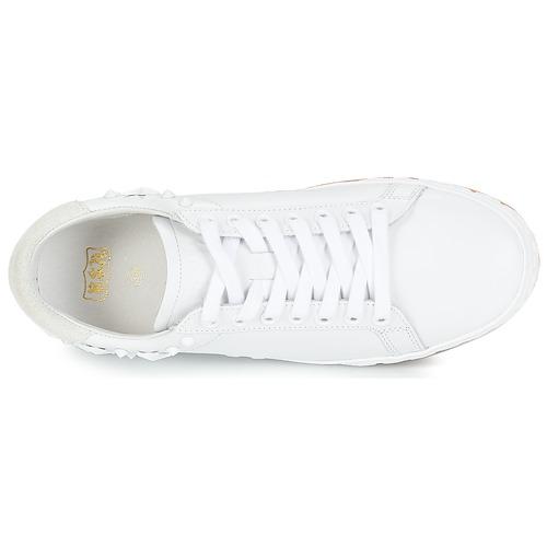 Basses Dazed Ash Baskets Femme Blanc 0OPnwk