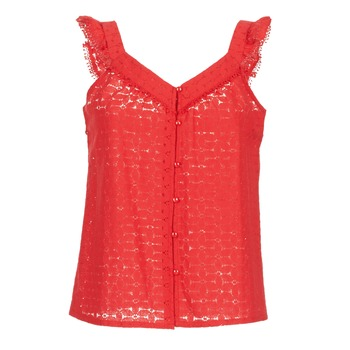Vêtements Femme Tops / Blouses Betty London  Rouge