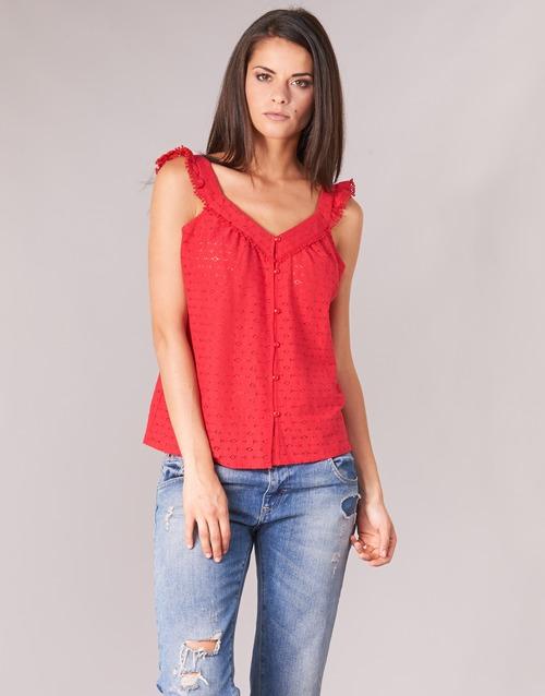 Vêtements Femme Tops / Blouses Betty London KOCLA Rouge