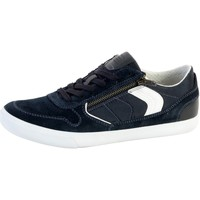 Chaussures Homme Baskets basses Geox Basket U Box Navy/Dark Grey