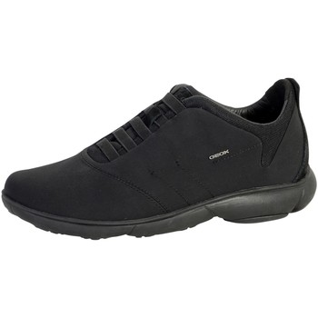 Chaussures Homme Baskets basses Geox Basket  U Nebula Noir