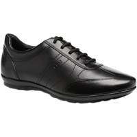 Chaussures Homme Baskets basses Geox Chaussure  U Symbol Noir