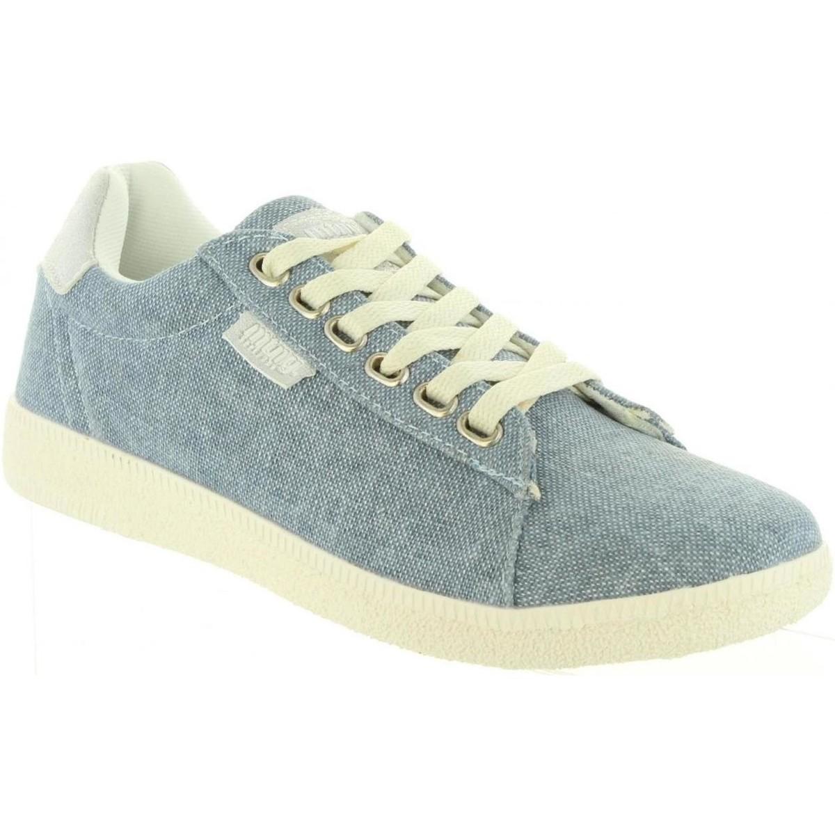 MTNG 69192 LINDSEY Azul - Chaussures Baskets basses Femme