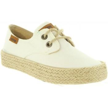 Chaussures Enfant Baskets basses MTNG 47509 TURE Blanco