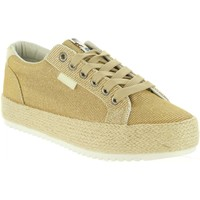 Chaussures Femme Baskets basses MTNG 69152 CARIBE Gold