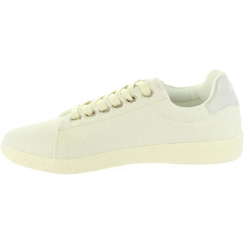 Baskets Femme Blanco 69192 Mtng Basses Lindsey f76gvbmIyY