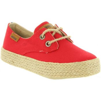 Chaussures Enfant Baskets basses MTNG 47509 TURE Rojo