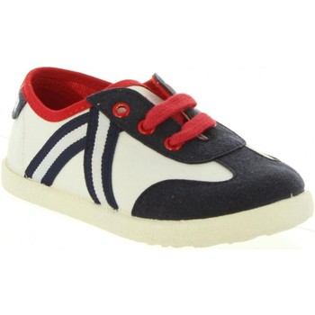 Chaussures Garçon Baskets basses MTNG 47100 CLOE Azul