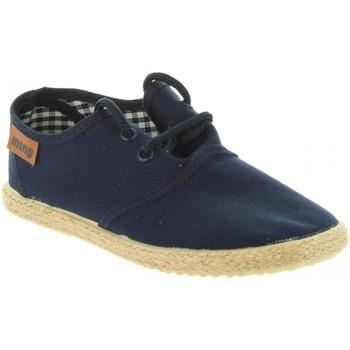 Chaussures Garçon Espadrilles MTNG 47105 LANDY Azul