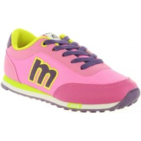 Chaussures Fille Baskets basses MTNG 83600 DROLL Rosa